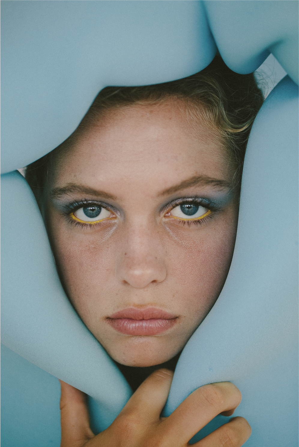 Martina Matencio - El cielo azul image
