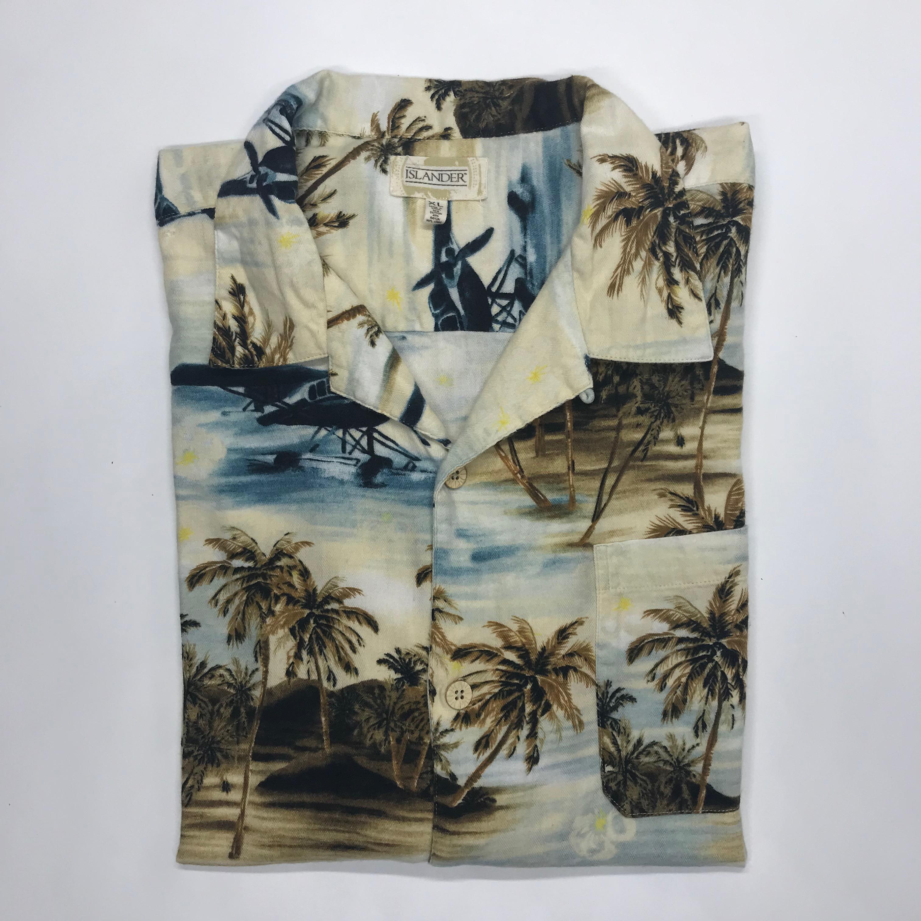 Camisa Hawaiana XL image