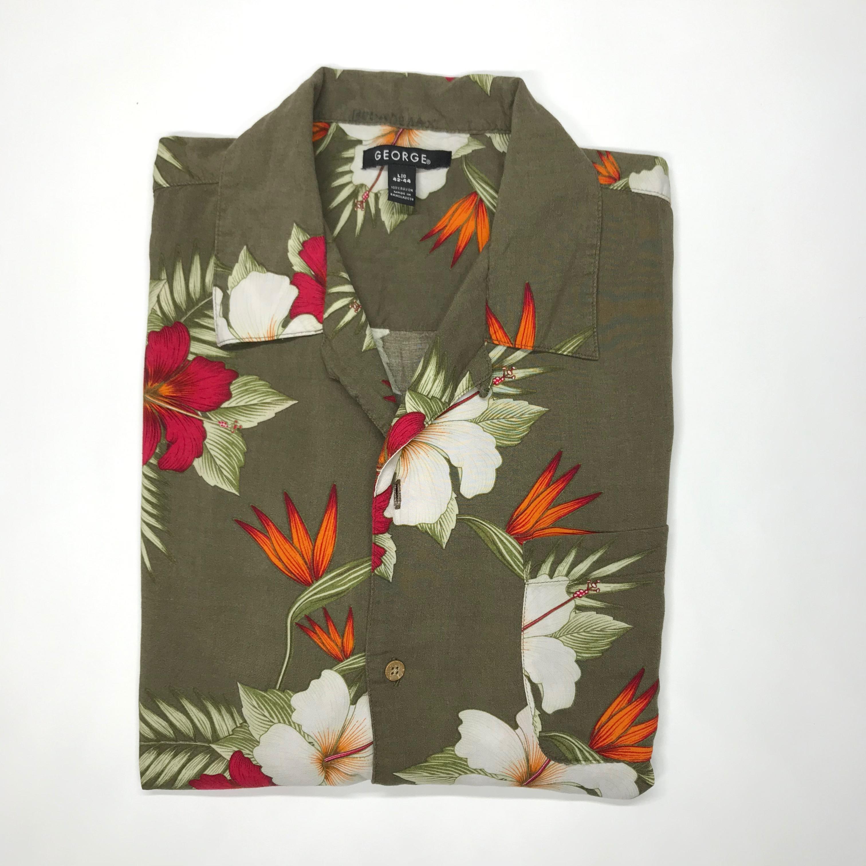 Camisa Hawaiana L image