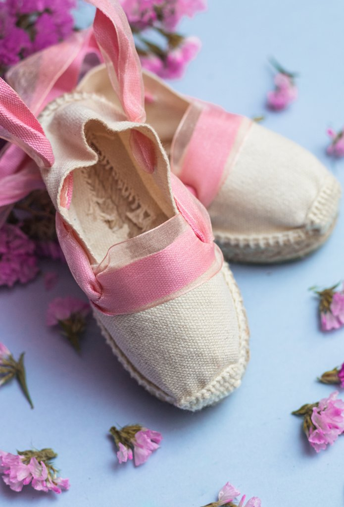A BABY custom-made pair. All included.  image