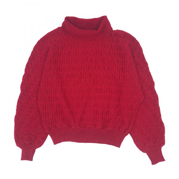 Suéter rojo image